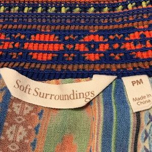 Soft Surroundings Skirts - 💥SOLD💥Soft Surroundings Skirt Aztec Southwestern